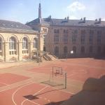 Studenti del Dini al Liceo Voltaire di Parigi