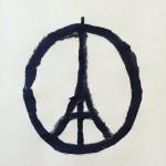Solidarietà dopo l'attacco a Parigi