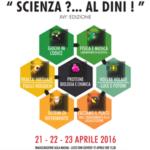 XVI edizione Scienza?…Al Dini!