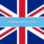 Avvio lezioni First Certificate English